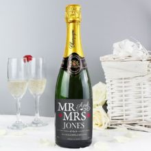 Mr & Mrs Champagne
